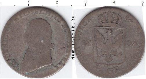 Каталог монет - Пруссия 4 гроша