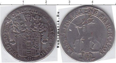 Каталог монет - Штольберг 1/6 талера