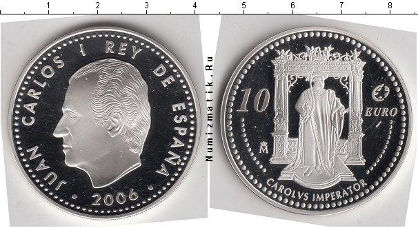 Каталог монет - Испания 10 евро
