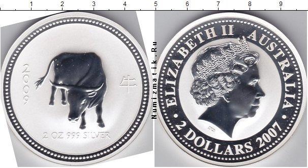 Каталог монет - Австралия 2 доллара