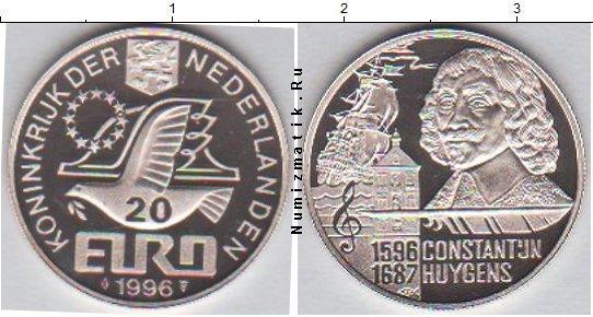 Каталог монет - Нидерланды 20 евро