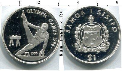 Каталог монет - Самоа 1 доллар