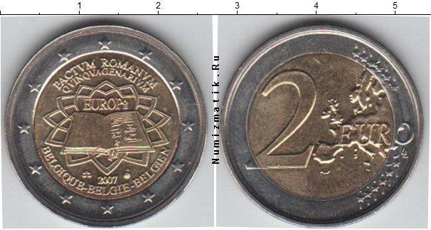Каталог монет - Бельгия 2 евро