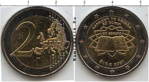 Каталог монет - Ирландия 2 евро