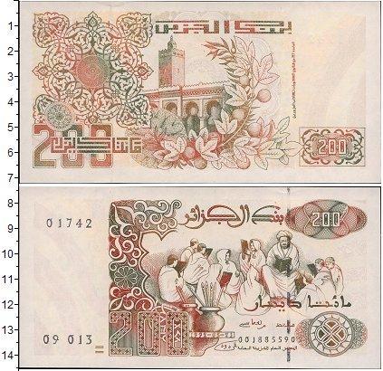 Каталог монет - Алжир 200 динар