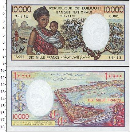 Каталог монет - Джибути 10000 франков