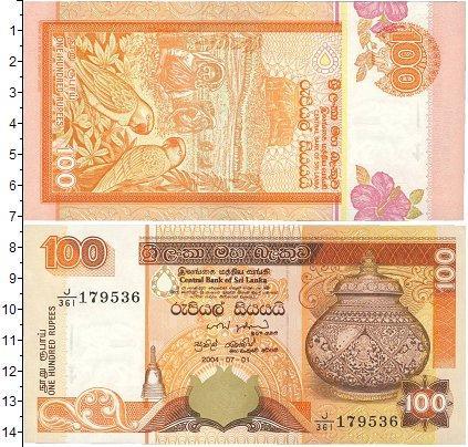 Каталог монет - Шри-Ланка 100 рупий