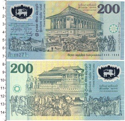 Каталог монет - Шри-Ланка 200 рупий