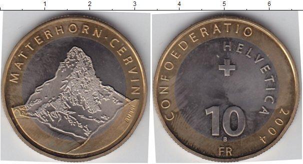 Каталог монет - Швейцария 10 франков