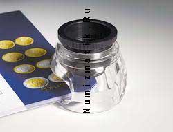 Каталог монет - Увеличительные приборы Настольная лупа Lu 22
