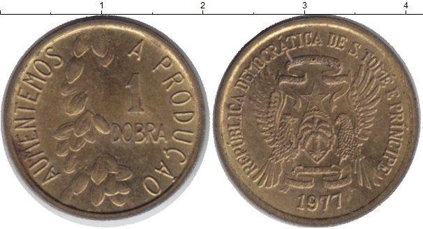 Каталог монет - Сан Томе и Принсисипи 1 добра