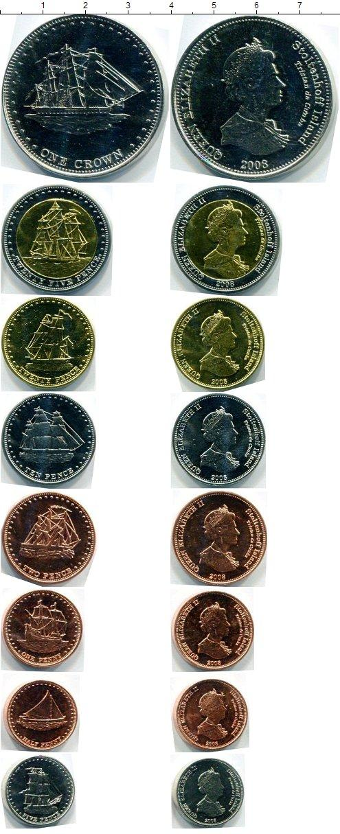 Каталог монет - Штольтенхоф Штольтенхоф 2008
