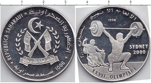 Каталог монет - Сахара 1000 песет