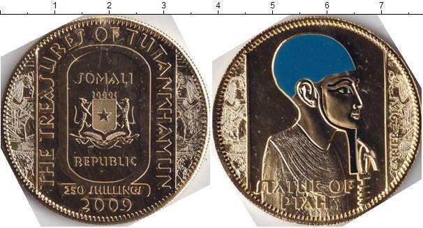 Каталог монет - Сомали 250 шиллингов