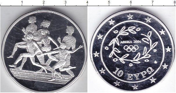 Каталог монет - Греция 10 евро