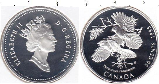 Каталог монет - Канада 5 центов