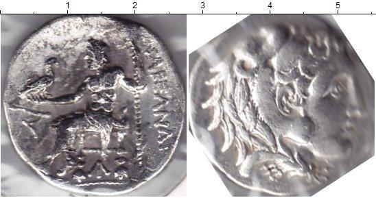 Каталог монет - Македония 1 тетрадрахма