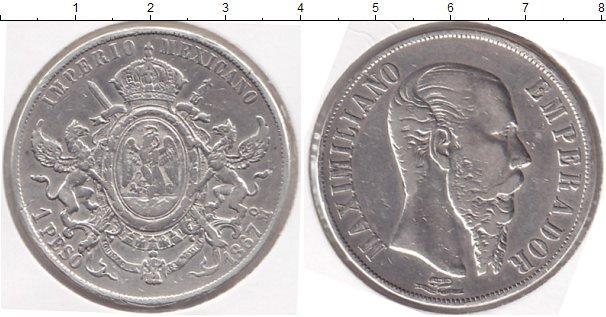 Каталог монет - Мексика 1 песо