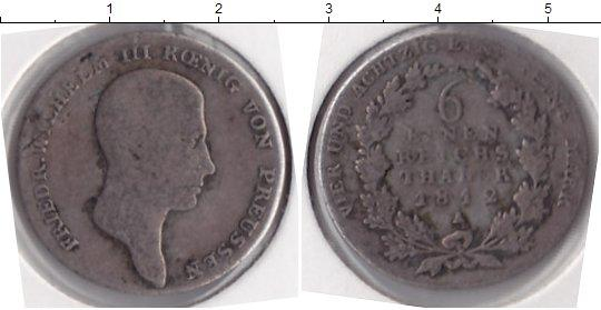 Каталог монет - Пруссия 6 крейцеров