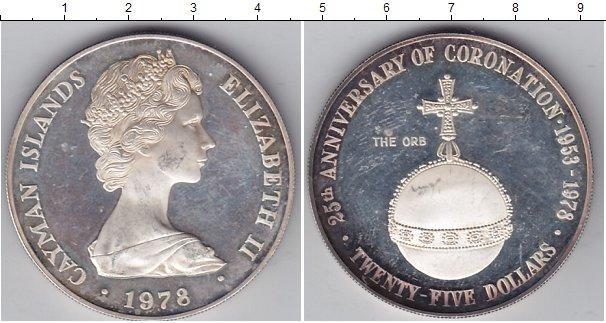 Каталог монет - Теркc и Кайкос 25 крон