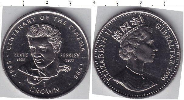 Каталог монет - Гибралтар 1 крона