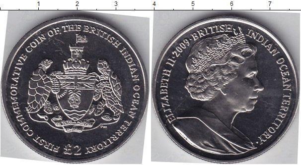 Каталог монет - Океания 2 фунта
