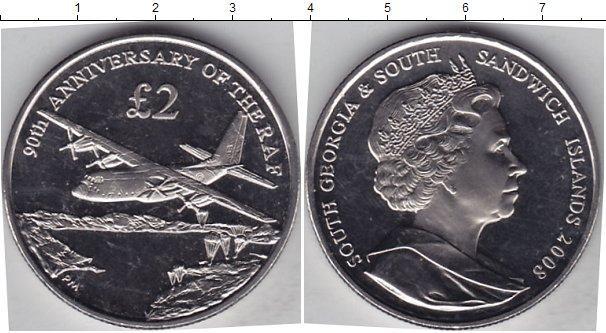 Каталог монет - Сендвичевы острова 2 фунта