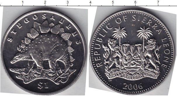 Каталог монет - Сьерра-Леоне 1 доллар