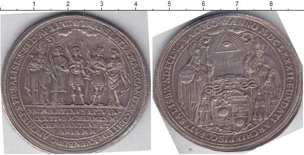 Каталог монет - Зальцбург 1 талер