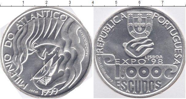 Каталог монет - Португалия 1000 эскудо