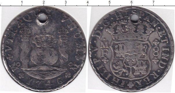 Каталог монет - Мексика 8 реалов