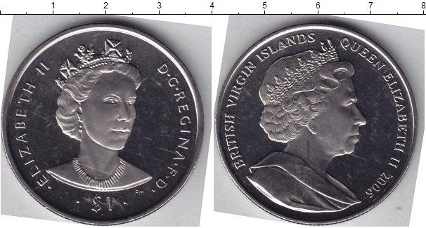 Каталог монет - Виргинские острова 1 доллар