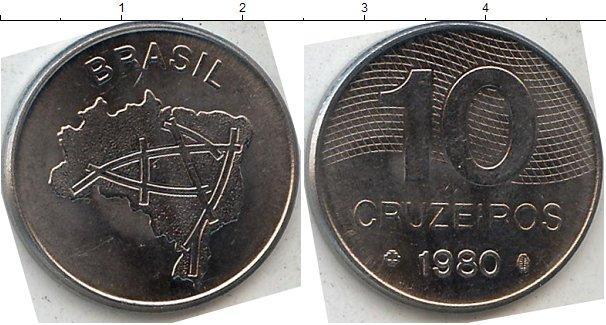 Каталог монет - Бразилия 5 сентаво