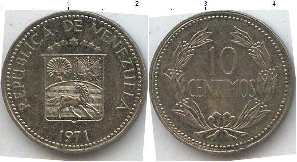 Каталог монет - Венесуэла 10 сентим