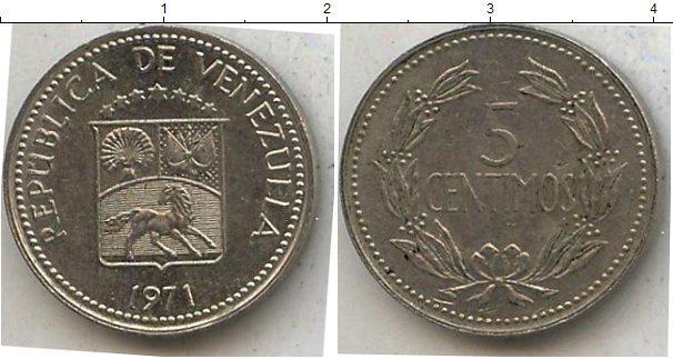 Каталог монет - Венесуэла 5 сентим