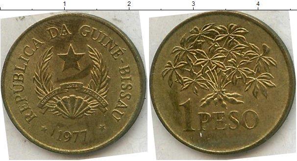 Каталог монет - Гвинея-Бисау 1 песо