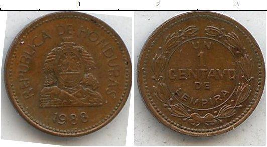 Каталог монет - Гондурас 1 сентаво