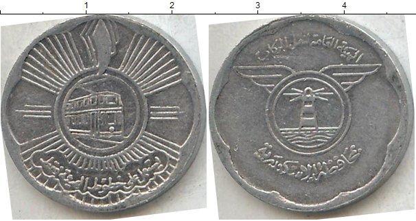 Каталог монет - Египет жетон