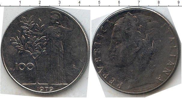 Каталог монет - Италия 100 лир