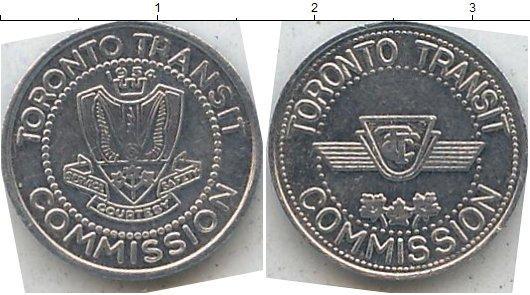 Каталог монет - Канада жетон