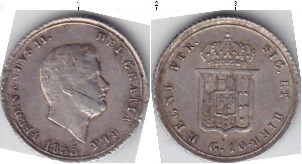 Каталог монет - Сицилия 10 грани