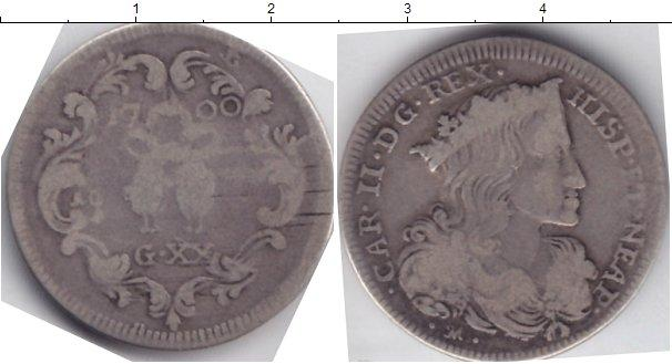 Каталог монет - Сицилия 20 грано