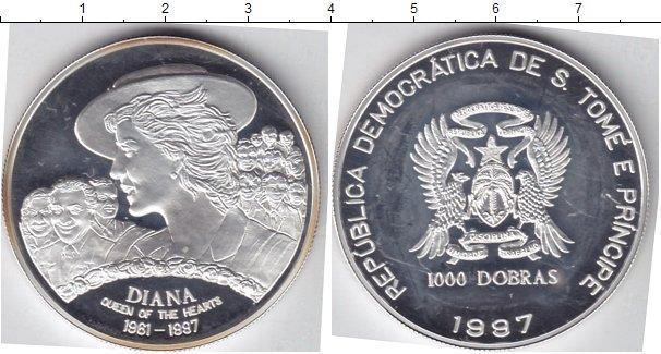 Каталог монет - Сан-Томе и Принсипи 1000 добрас