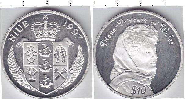 Каталог монет - Ниуэ 10 долларов