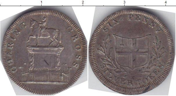 Каталог монет - Великобритания 6 пенсов