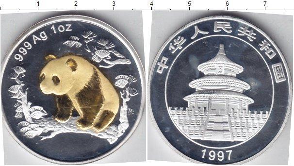 Каталог монет - Китай 1 унция