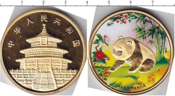Каталог монет - Китай Панда