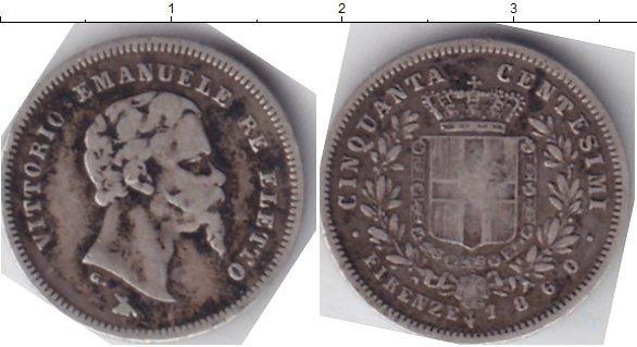Каталог монет - Италия 50 чентезимо