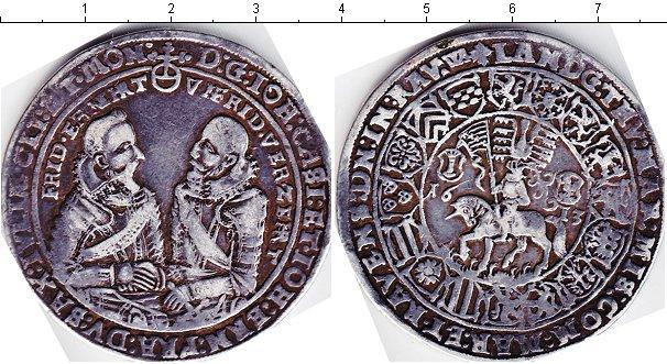 Каталог монет - Саксе-Кобург-Гота 1 талер