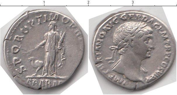 Каталог монет - Древний Рим 1 денарий